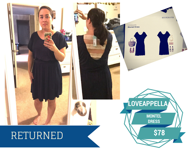 Loveappella Montel Dress