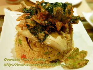 Sinangag na Sinigang, Kanin Club Food Trip