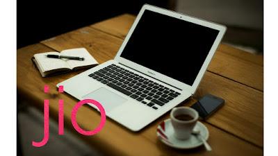 Reliance jio Laptop with 4G Volte SIM Ki Full Jankari Hindi Me
