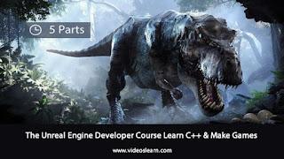 The Unreal Engine Developer Course Learn C++ & Make Games