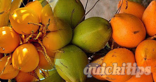 King Coconut for Reducing High Blood Pressure and Many Other Diseases