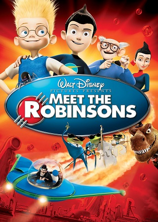 Meet the Robinsons 2007 Dual Audio Hindi 300MB BluRay 480p