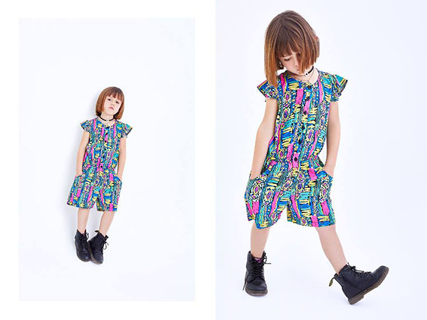 MODA 2018: Mini Complot monos primavera verano 2018 ropa para niñas.