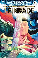 DC Renascimento: Trindade #1
