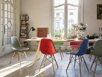 Lựa chọn ghế ăn phù hợp với bàn ăn thông minh