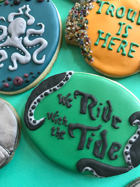 descendants 2 cookie tutorial and video