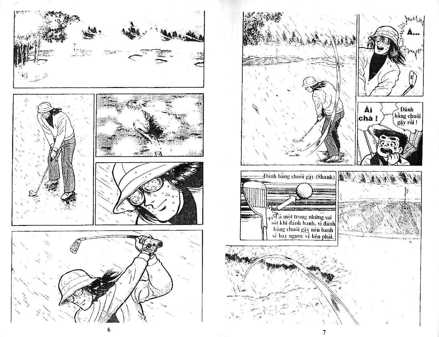 Ashita Tenki ni Naare chapter 27 trang 2