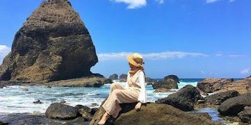 Berwisata ke Pantai Papuma, Pantai Terindah di Pulau Jawa