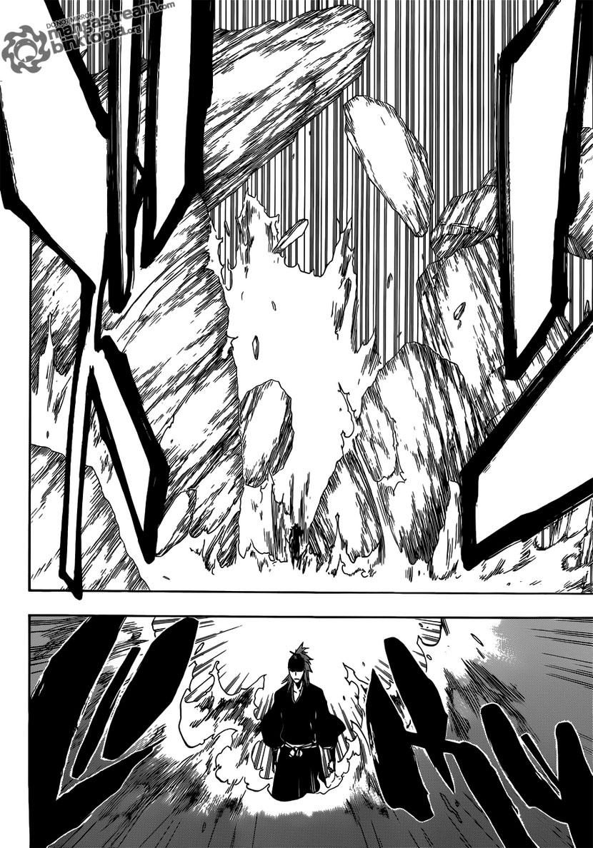 Bleach chapter 465 trang 13