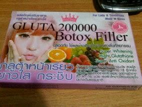 Gluta 200000 Botox Filler Whitening
