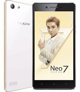 Oppo Neo 7 Terbaru
