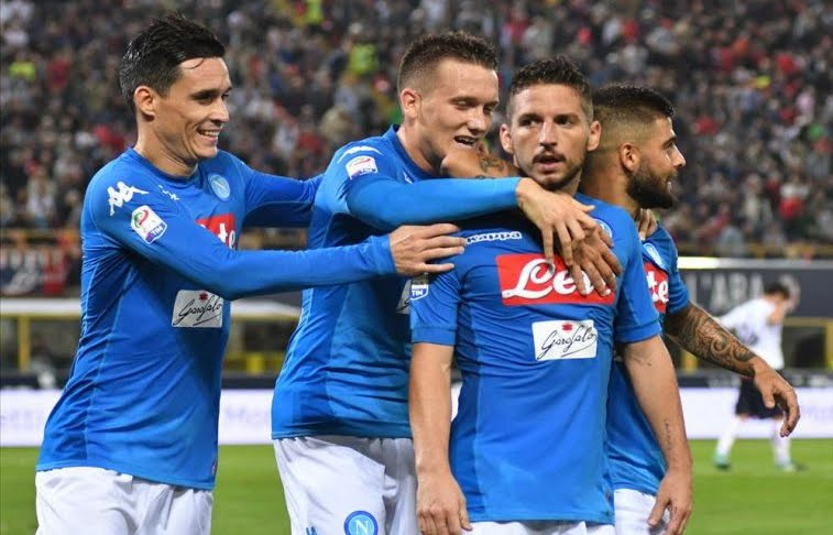 DIRETTA Benevento-Napoli Streaming Rojadirecta: dove vedere VIDEO TV e LIVE Online