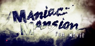 Película Maniac Mansion