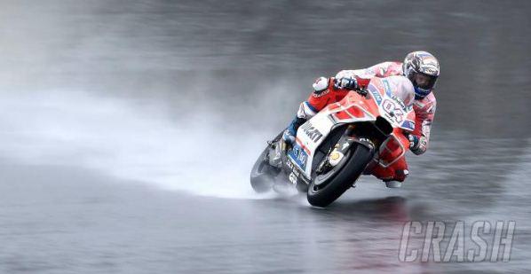 Dovizioso Tercepat FP2 MotoGP Malaysia, Rossi P6