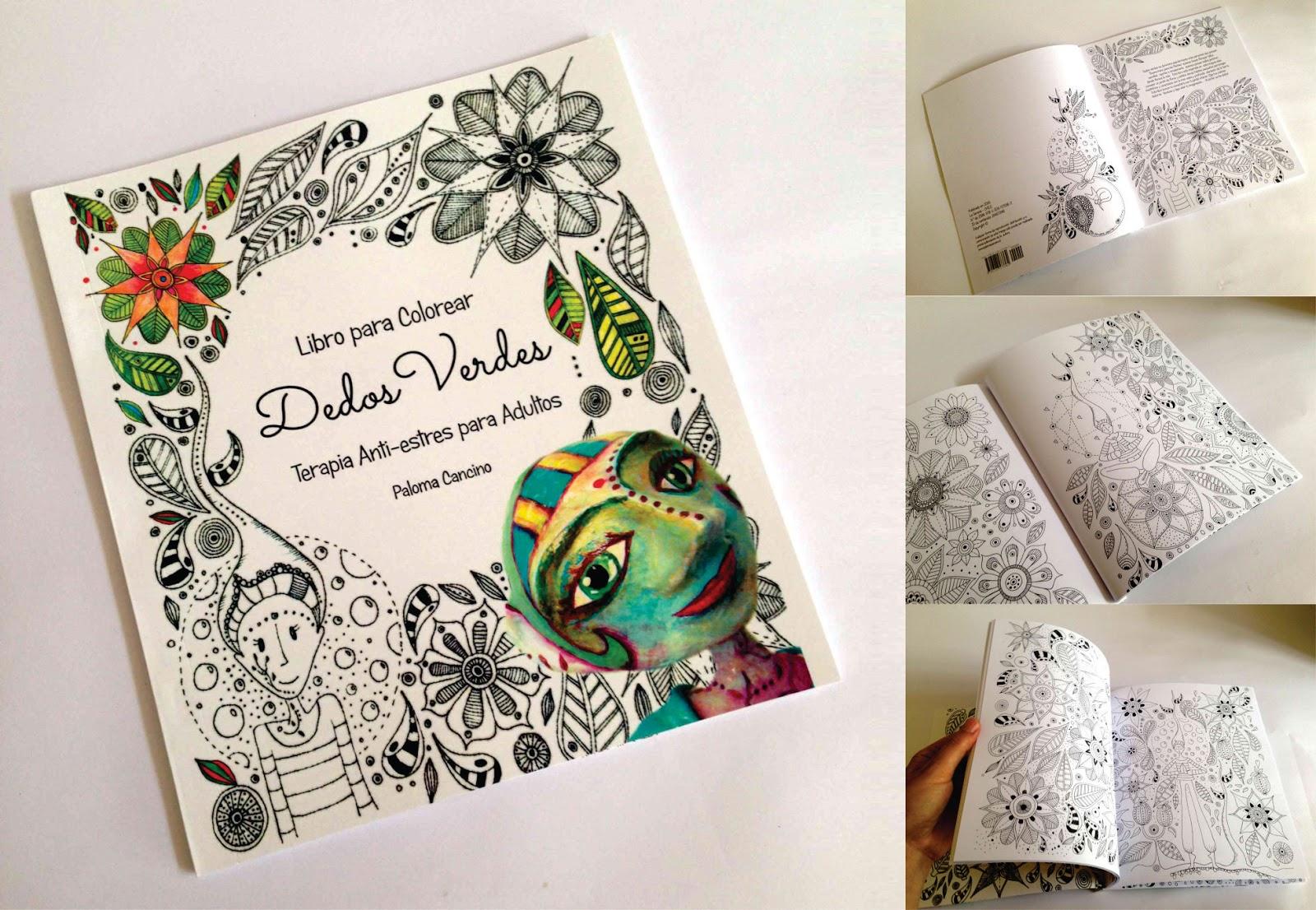 Libro para Colorear, Un desafío a la Creatividad | Los Vuelos de una ...