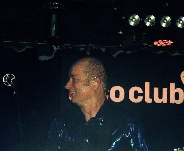 Crónica concierto Hoodoo Gurus (Loco Club) 1