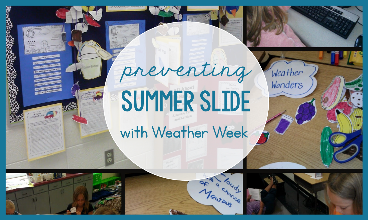 Looking for a summer intervention option for your students? This post explains how one school used a camp atmosphere to keep students reading and learning