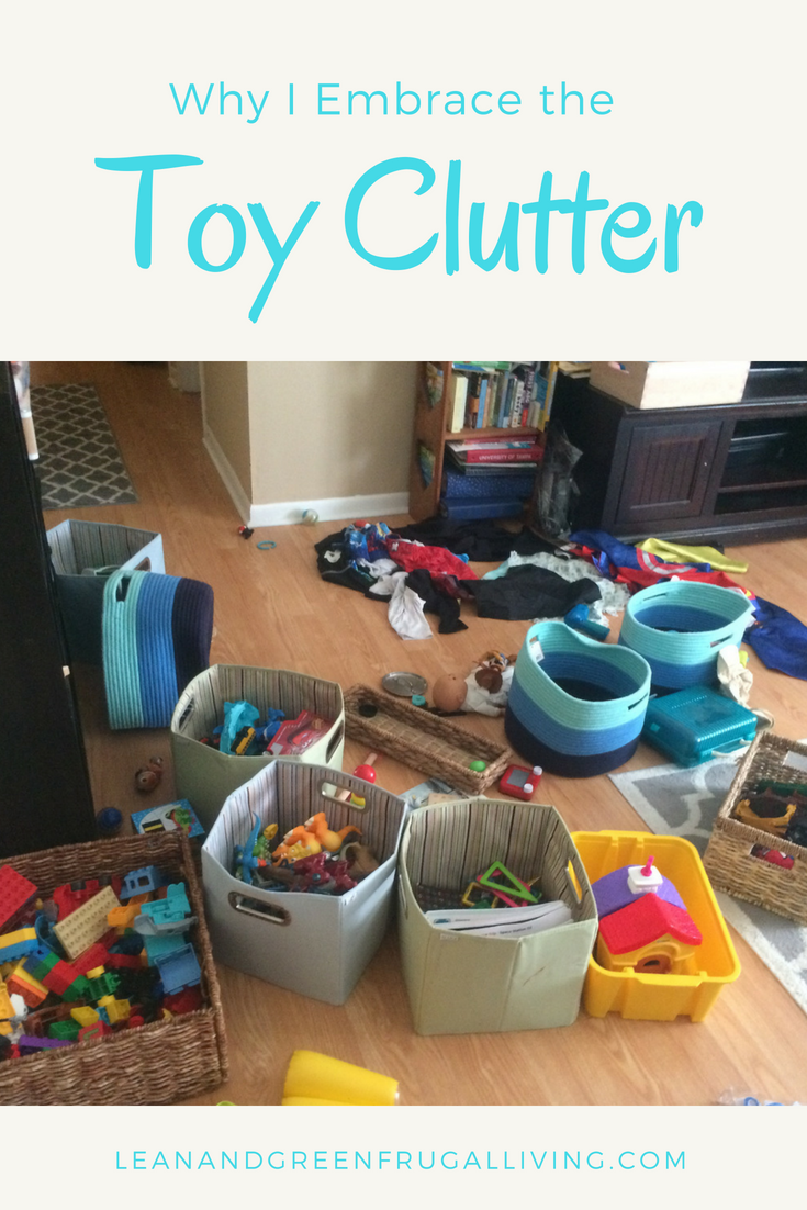 Why I Embrace the Toy Clutter