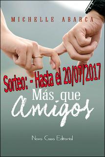 SORTEO - MÁS QUE AMIGOS