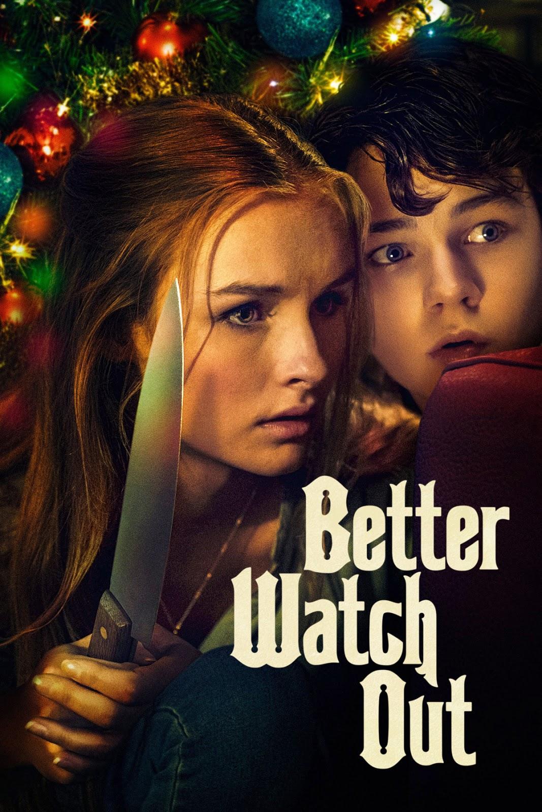 Better Watch Out (Safe Neighborhood) (2017) โดดเดี่ยว เดี๋ยวก็ตาย
