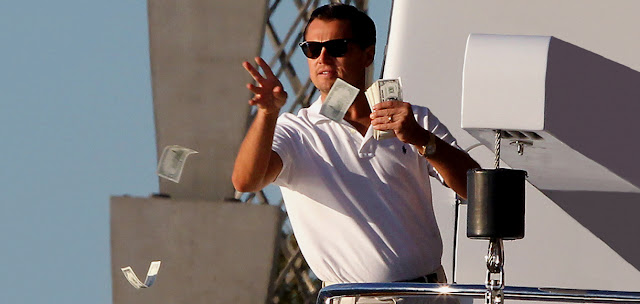The Wolf Of Wall Street 2013 - Leonardo DiCaprio