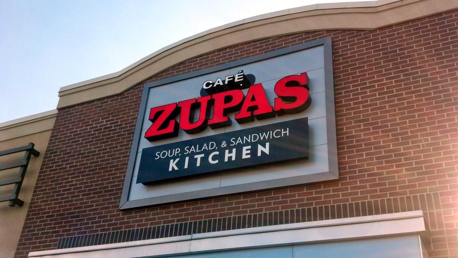 Taco Tuesday Group Reviews Cafe Zupas Soup Salad Sandwich