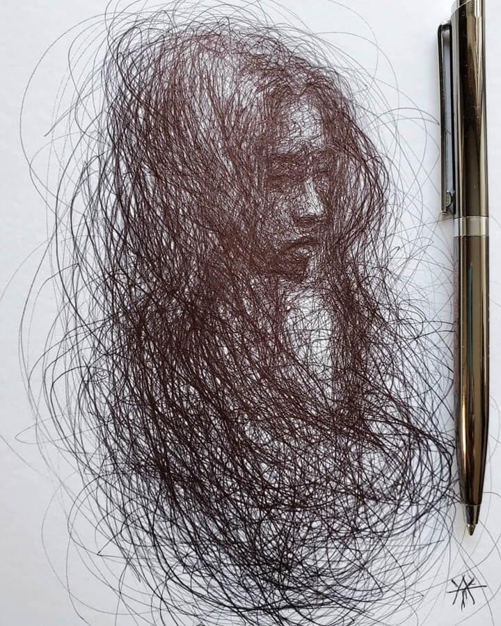 03-Scribble-Portraits-Liz-Y-Ahmet-www-designstack-co