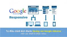 Tự điều chỉnh kích thước quảng cáo đáp ứng Google Adsense