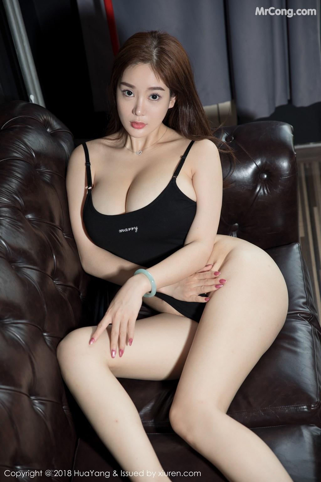 Image HuaYang-2018-08-09-Vol.068-Silvia-MrCong.com-019 in post HuaYang 2018-08-09 Vol.068: Người mẫu 易阳Silvia (41 ảnh)