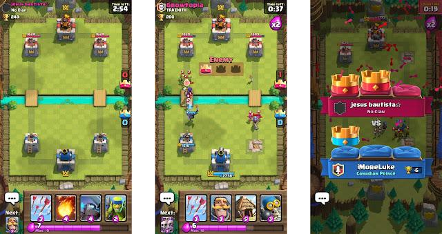 Tải Clash Royale mod - Game chiến thuật thủ thành cực hay cho android