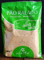 Image result for pão ralado alho e salsa rialto
