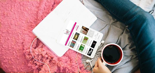 Blog na ebooku