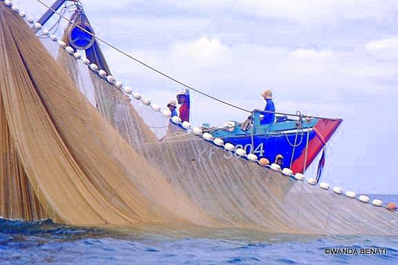 Pescatori in Malesia