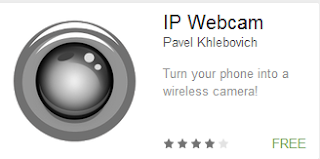ip webcam download for android