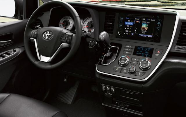2018 Toyota Sienna AWD Review