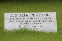Uno de los viejos cementerios
