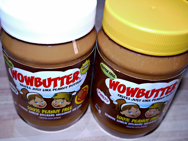 FREE Peanut Butter Replacement WOWBUTTER