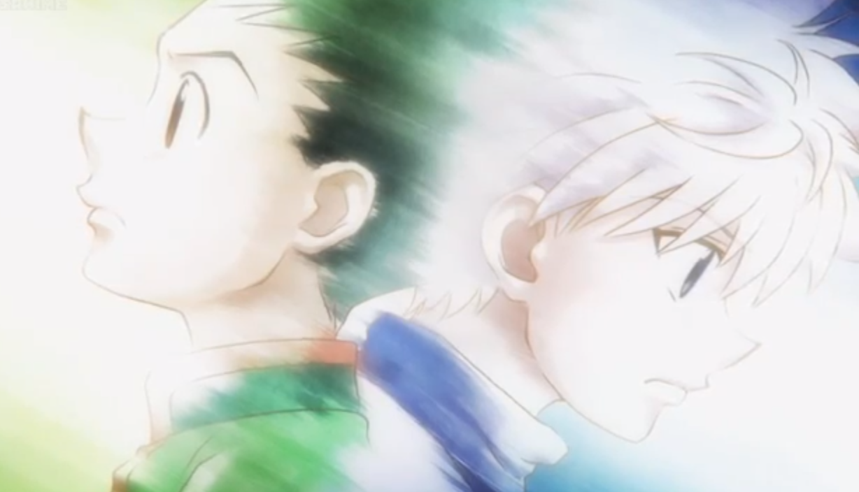 Gon and Killua, Episode 147, Hunter x Hunter