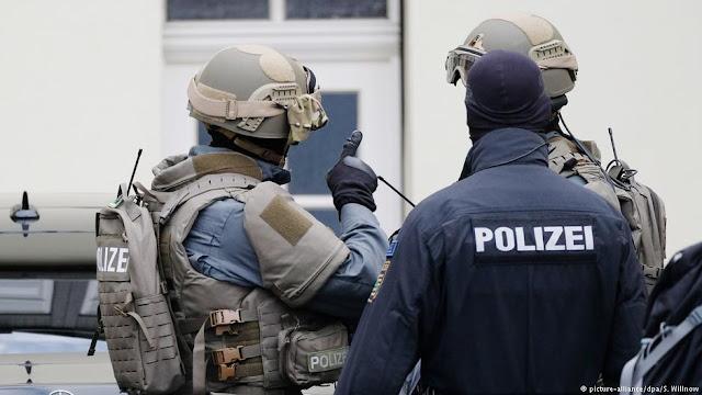 القبض على سوري للاشتباه في إعداده لهجوم إرهابي في ألمانيا