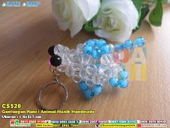 Gantungan Kunci Animal Manik Handmade