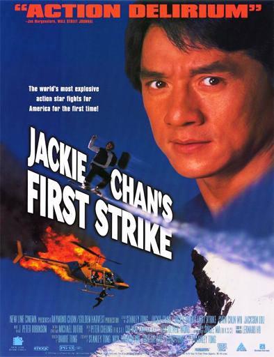 Ver Police Story 4: First Strike (1996) Online