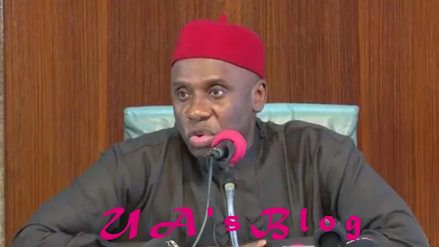 Amaechi speaks on Senator Akpabio's defection from PDP to APC