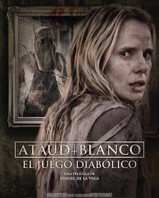 Ataud Blanco 2016 DVD R4 NTSC Latino