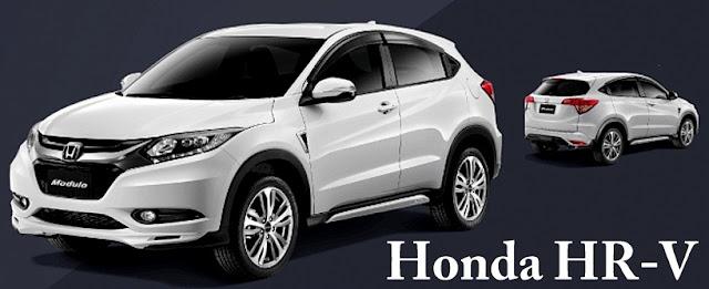 Honda HRV - 10 Model Kereta Pilihan Rakyat Malaysia 2016