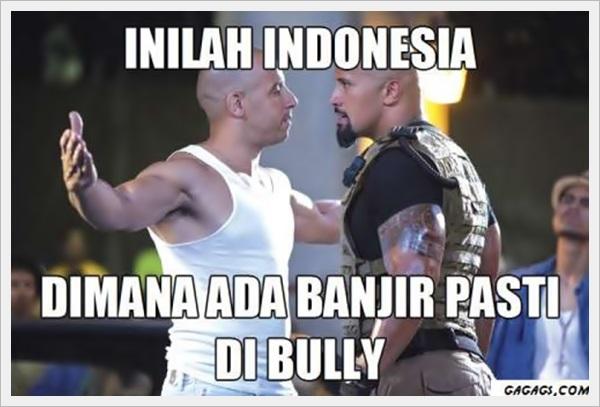 meme-banjir-jakarta-fast-furious 2016