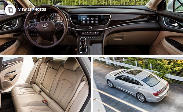 2020 Buick Lacrosse Full Review Cars Auto Express New