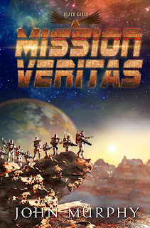 mission veritas, scifi adventure, john murphy