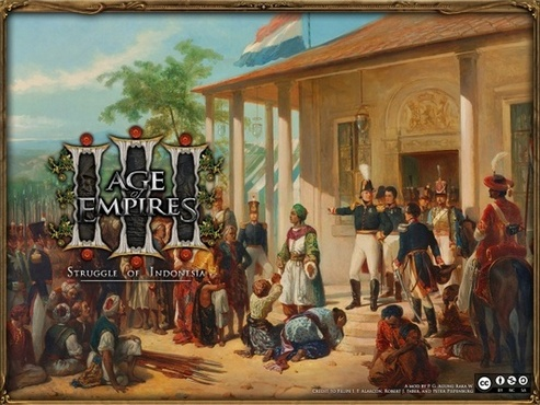 Struggle of Indonesia – Mod Keren Age of Empires III Rasa Tanah Air