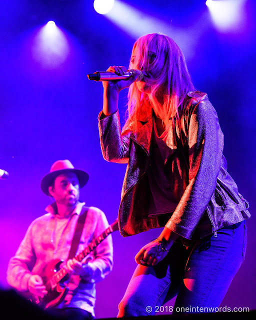 Metric on the Garrison Stage at Field Trip 2018 on June 2, 2018 Photo by John Ordean at One In Ten Words oneintenwords.com toronto indie alternative live music blog concert photography pictures photos