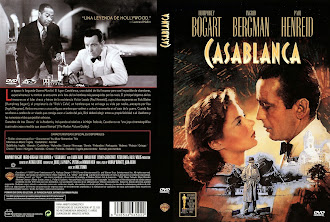 Carátula dvd: Casablanca (1942)